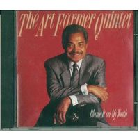 CD The Art Farmer Quintet - Blame It On My Youth (1988)