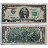 2 доллара США, 1976 G