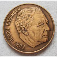 Памятная медаль Курт Георг Кизингер