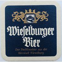 Подставка под пиво Wieselburg /Австрия/