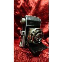Кодак, гармошка. Довоенный фотоаппарат.