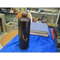 Бутылка керамическая 22 см.