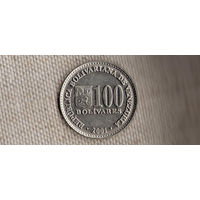 Венесуэла 100 боливаров 2001/2002