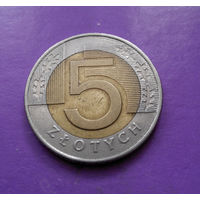 5 злотых 1994 Польша #04
