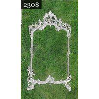 Великолепная Латунная рамка для зеркала, Европа.