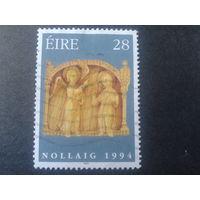 Ирландия 1994 Рождество