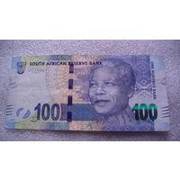 ЮАР 100 рандов. Нельсон Мандела.  распродажа