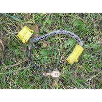 103643Щ VW Passat b5 кабель airbag руля 1j0973058