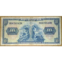 10 марок 1949г