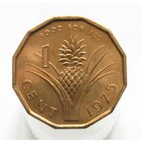 Свазиленд 1 цент 1975 ФАО (22)