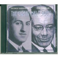 CD Various Artists - Gershwin & Porter- The Great Melodies (22 Jul 2002)