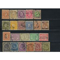 NL Колонии Индия Нидерландская (Индонезия) 1870-1938 Стандарт Коллекция (4 скана)