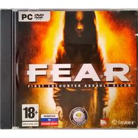 F.E.A.R. (2005) DVD
