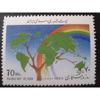 Иран 1993 день защиты растений