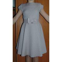 Платье нарядное для девочки рост 158