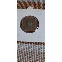 Малайя 1 цент 1939