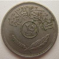 Ирак 25 филсов 1972 г. (d)