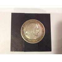 1/2 доллара 1893