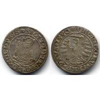Грош 1530, Сигизмунд I Старый, Торунь. R