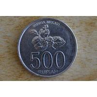 Индонезия 500 рупий 2003