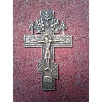Крест меднолитой.
