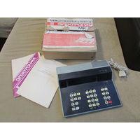 Микрокалькулятор МК-56. Рабочий.