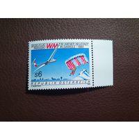 Австрия 1989 г.Спорт.