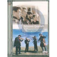 DVD-Video, Multichannel, Stereo - Petersen Quartett (string quartet) - On Tour (2003)