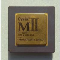 Процессор Cyrix MII-333GP Socket 7