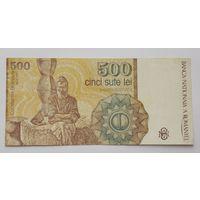 Румыния 500 лей 1991