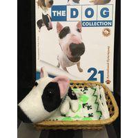 The dog collection (коллекционный щенок с журналом 21-й выпуск)