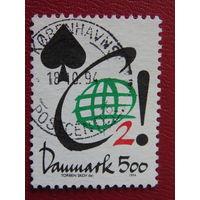 Дания 1984г.