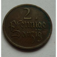 Данциг. 2 пф 1926г.