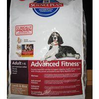 Корм для собак Hill's Science Plan для взрослых средних пород (ягненок, рис) 18 кг