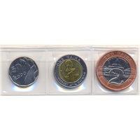 Нигерия комплект монет 2006г. скидки .