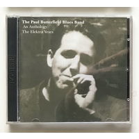 Audio 2CD, PAUL BUTTERFIELD BLUES BAND, AN ANTHOLOGY: THE ELEKTRA YEARS 1997