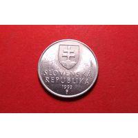 20 геллеров 1993. Словакия. Отличная!