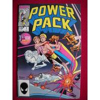 Оригинальный комикс Power PACK #1 (1984) Marvel Comics VG