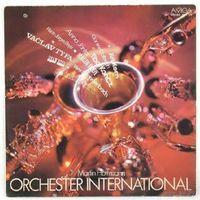 LP Martin Hoffmann Orchester - Orchester International (1977)