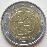 Германия 2 евро 2009 год