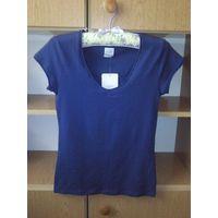 Базовая женская футболка ''Zara'' (42/44 разм.)