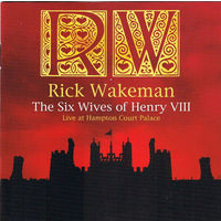 Rick Wakeman – The Six Wives Of Henry VIII (DVD)