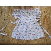 Платье для девочки, р.86
