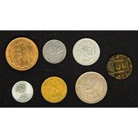 Монеты Азии  - лот3