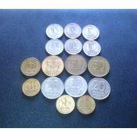 Собрание российских монет, 1992-1993 гг.