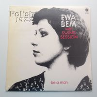 Ewa Bem with Swing Session-Be a man .Polish Jazz, vol. 65