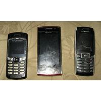 Старые мобильники