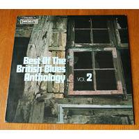Best Of The British Blues Anthology vol. 2 (Vinyl)
