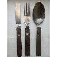 Набор столовый Solingen edelstahl rostfrei (Ложка,вилка,нож)