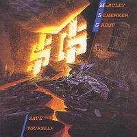 McAuley Schenker Group, Save Yourself, LP 1989